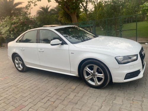 Used 2014 Audi A4 low price