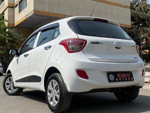 Used 2016 Hyundai Grand i10 low price