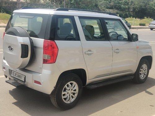 Used 2016 Mahindra TUV300 low price
