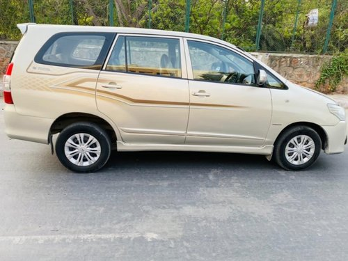 Used 2016 Toyota Innova low price