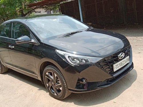 Used 2020 Verna SX Opt Turbo  for sale in Hyderabad