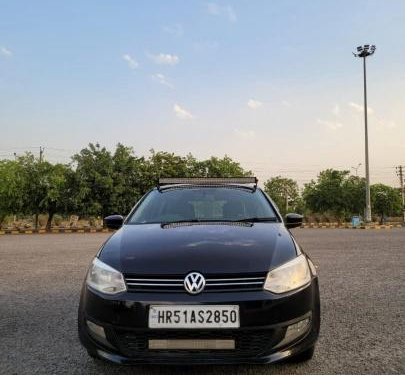 Used 2012 Polo Diesel Comfortline 1.2L  for sale in Faridabad