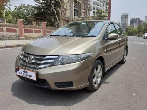 Used 2013 City 1.5 V MT Sunroof  for sale in Mumbai