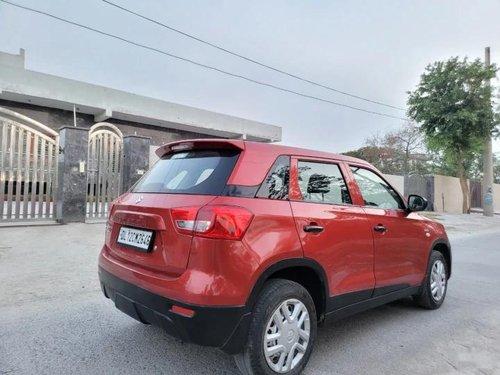 Used 2017 Vitara Brezza LDi  for sale in Faridabad