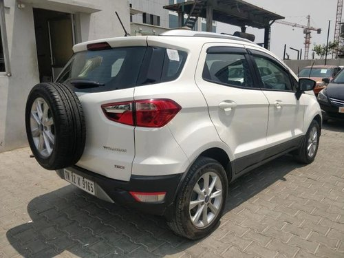 Used 2018 EcoSport 1.5 Diesel Titanium  for sale in Chennai