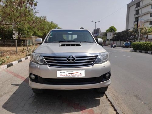 Used 2012 Fortuner 4x2 Manual  for sale in Ahmedabad