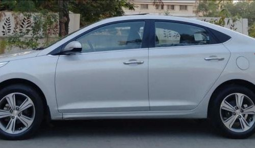 Used 2018 Verna CRDi 1.6 SX Option  for sale in Thane