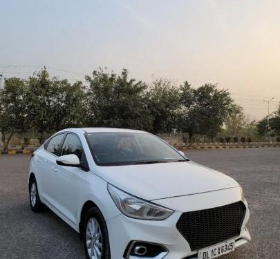 Used 2017 Verna 1.6 CRDi AT S  for sale in Faridabad