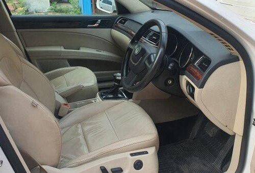 Used 2012 Superb Ambition 2.0 TDI CR AT  for sale in Pune