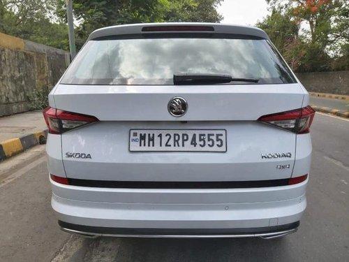 Used 2019 Kodiaq 2.0 TDI Laurin Klement  for sale in Mumbai