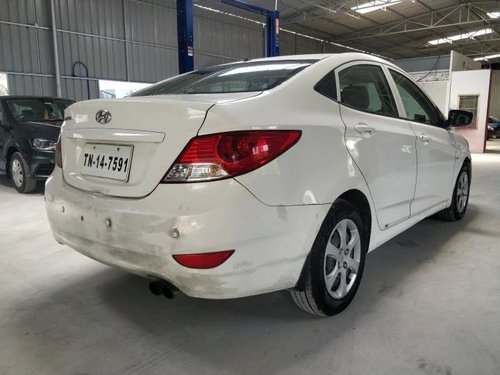 Used 2014 Verna 1.4 CRDi  for sale in Chennai