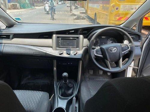 Used 2018 Innova Crysta 2.4 G MT  for sale in Mumbai