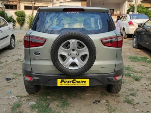 Used 2014 EcoSport 1.5 DV5 MT Ambiente  for sale in Amritsar
