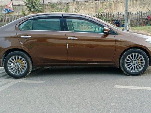 Used 2016 Maruti Ciaz low price