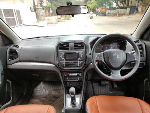 Used 2018 Vitara Brezza ZDi AMT  for sale in Hyderabad