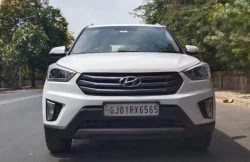 Used 2017 Creta 1.6 CRDi AT SX Plus  for sale in Ahmedabad