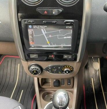 Used 2016 Duster 110PS Diesel RxZ  for sale in Madurai
