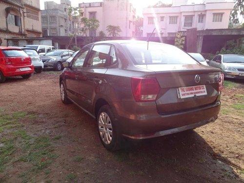 Used 2017 Ameo 1.2 MPI Comfortline  for sale in Kolkata