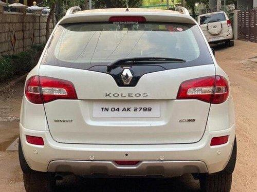 Used 2012 Koleos 2.0 Diesel  for sale in Madurai