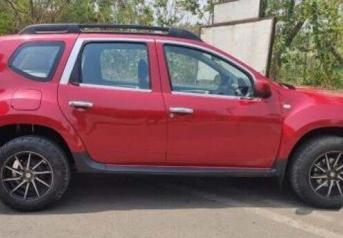 Used 2012 Duster 85PS Diesel RxL  for sale in Mumbai