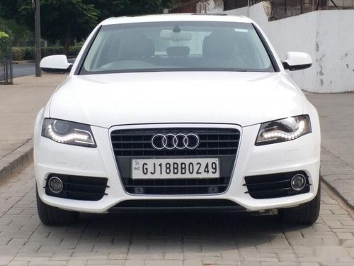 Used 2012 A4 2.0 TDI Celebration Edition  for sale in Ahmedabad