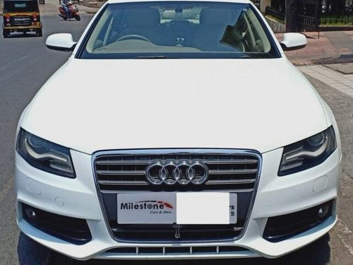Used 2011 A4 New 2.0 TDI Multitronic  for sale in Mumbai