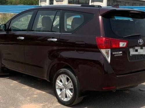 Used 2016 Innova Crysta 2.7 ZX AT  for sale in New Delhi