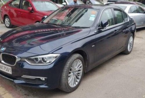 Used 2015 3 Series 320d Luxury Line  for sale in New Delhi
