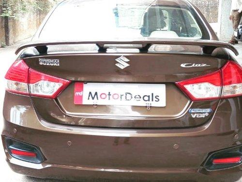 Used 2016 Maruti Suzuki Ciaz low price