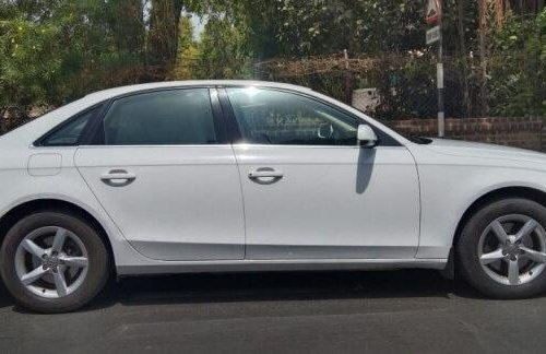 Used 2014 A4 2.0 TDI Celebration Edition  for sale in Ahmedabad