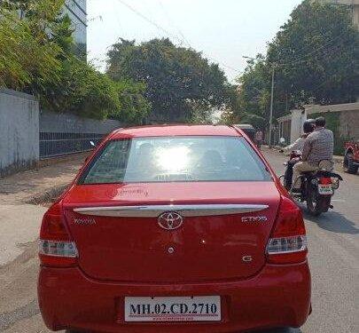 Used 2011 Etios G  for sale in Mumbai