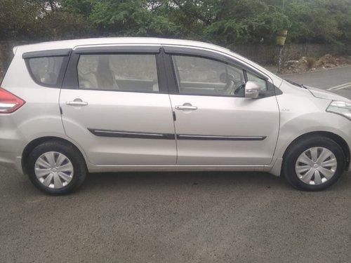 Used 2017 Maruti Ertiga low price