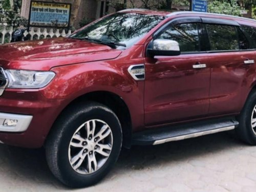 Used 2016 Ford Endeavour low price