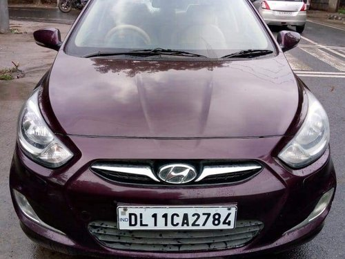 Used 2013 Hyundai Fluidic Verna low price