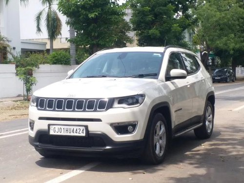Used 2017 Compass 2.0 Longitude  for sale in Ahmedabad