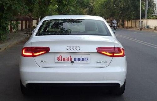 Used 2013 A4 2.0 TDI Celebration Edition  for sale in Ahmedabad