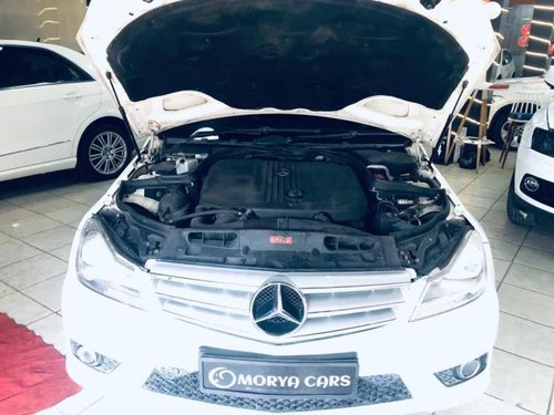 Used 2012 C-Class 220 CDI AT  for sale in Mumbai