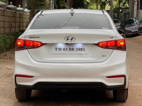 Used 2018 Verna VTVT 1.6 SX Option  for sale in Madurai