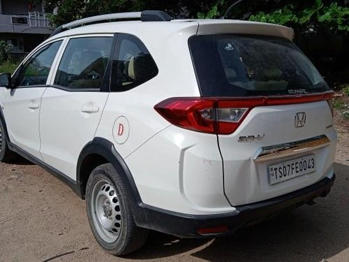 Used 2016 BR-V i-DTEC E MT  for sale in Hyderabad