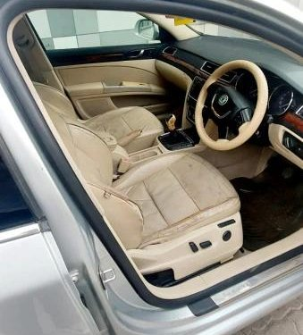 Used 2010 Superb 1.8 TSI MT  for sale in Nagpur