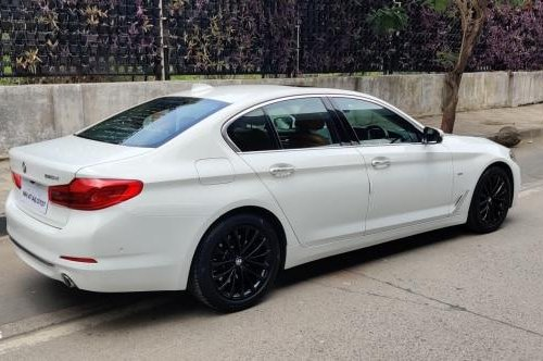 Used 2018 5 Series 520d Luxury Line  for sale in Mumbai