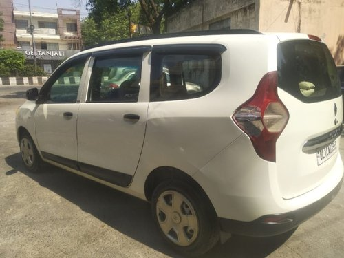 Used 2017 Renault Lodgy low price