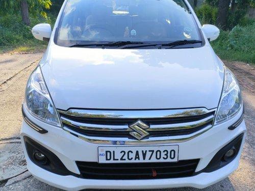 Used 2016 Maruti Ertiga low price