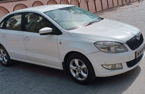 Used 2014 Rapid 1.6 MPI Elegance  for sale in Faridabad