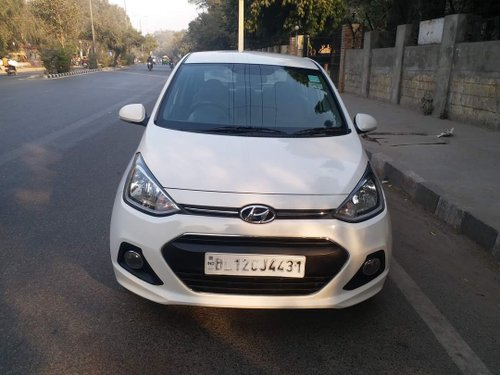 Used 2016 Hyundai Xcent low price