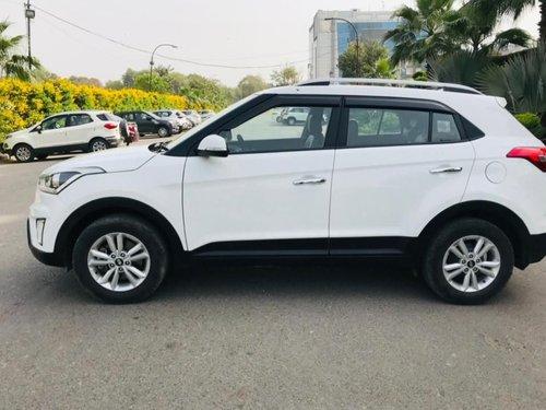Used 2017 Hyundai Creta low price