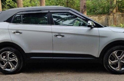 Used 2019 Creta 1.6 VTVT AT SX Plus  for sale in Mumbai