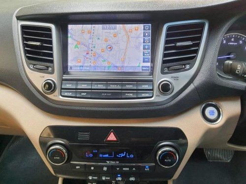 Used 2017 Tucson 2.0 Dual VTVT 2WD AT GL  for sale in Mumbai