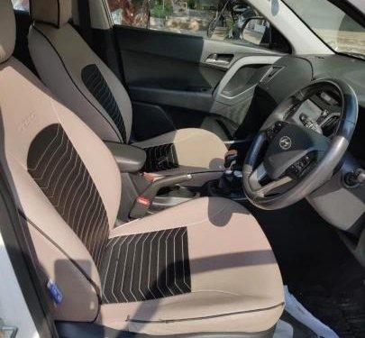 Used 2017 Creta 1.6 VTVT SX Plus Dual Tone  for sale in Hyderabad