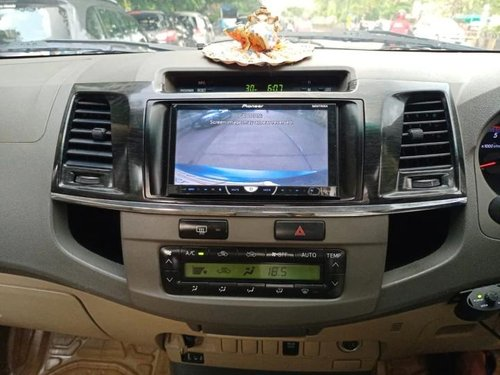 Used 2012 Fortuner 4x2 4 Speed AT  for sale in Mumbai